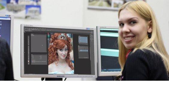 Компьютерная графика (Photoshop, Illustrator)
