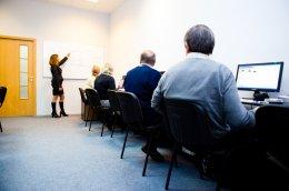 Слушаем, запоминаем, пробуем - практика ключ к успешному обучению на компьютерных курсах в Санкт-Петербурге от учебного центра Статус